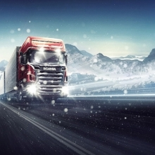 Mentine-ti camionul in sezonul rece cu piese second-hand