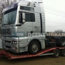 Cabina camion MAN – calitate, confort, siguranta