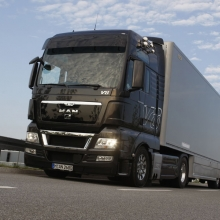 2 sisteme camion ce asigura efectuarea traseelor in deplina siguranta si functionalitate!