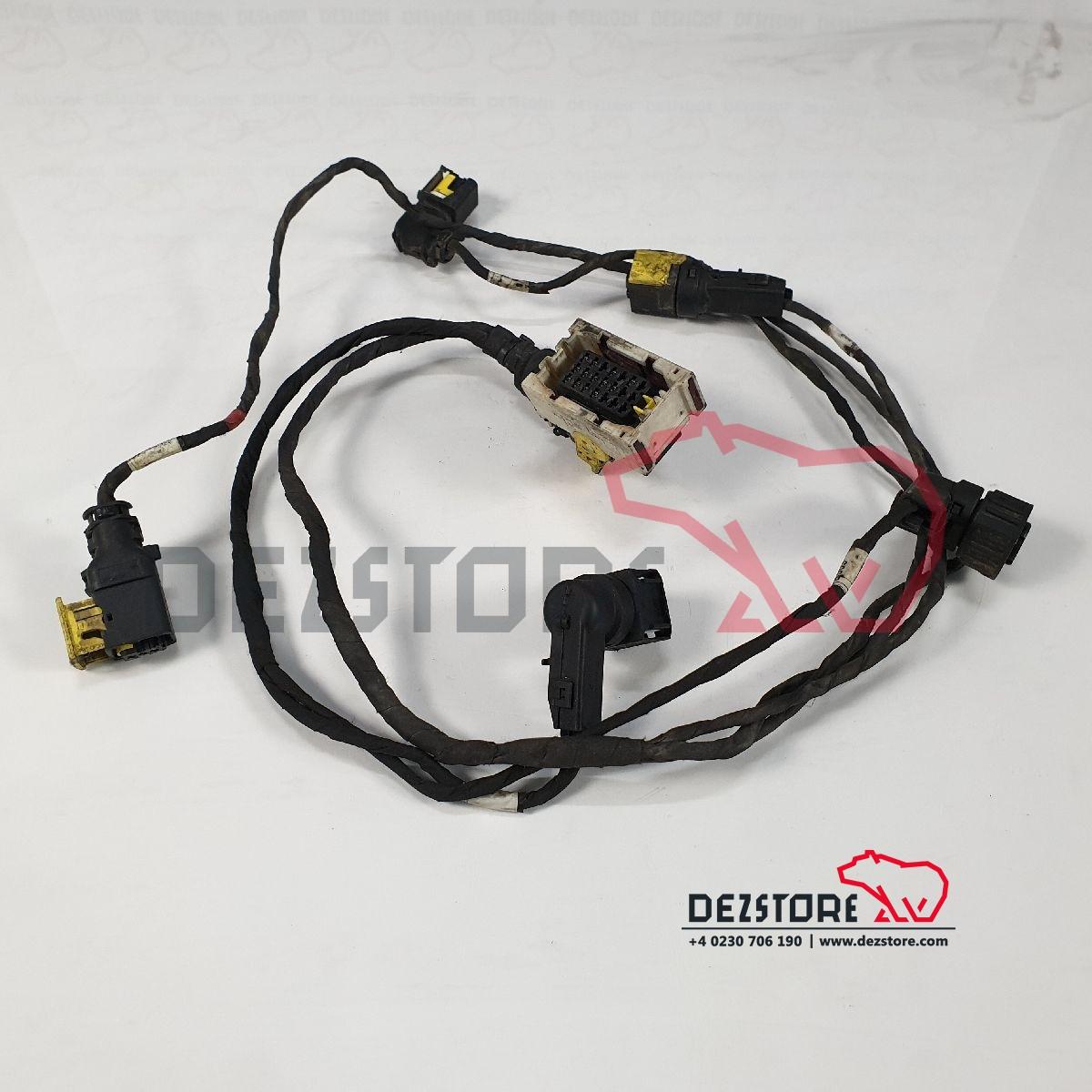 INSTALATIE ELECTRICA CUTIE DE VITEZE MERCEDES ACTROS MP4 (AUTOMATA FARA INT)