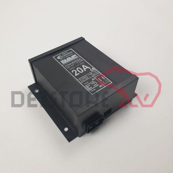 TRANSFORMATOR DAF XF EURO 6 24V/12V