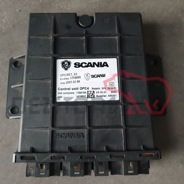 CALCULATOR OPC4 SCANIA R420