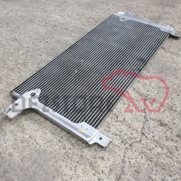 RADIATOR AC MAN TGX
