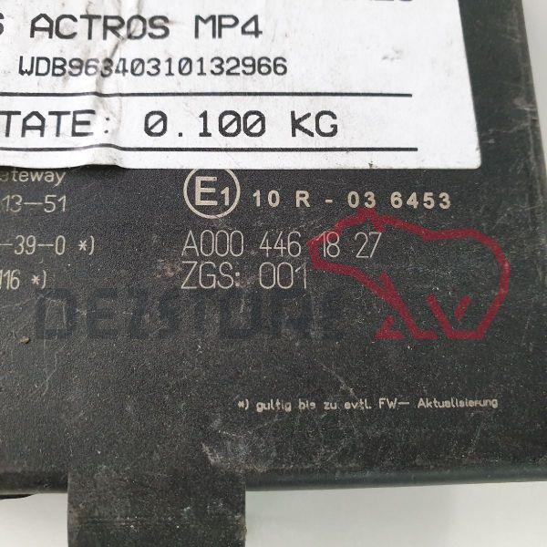 CALCULATOR CENTRAL GATEWAY MERCEDES ACTROS MP4