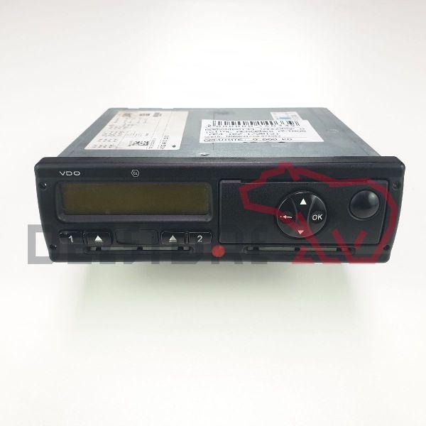TAHOGRAF DIGITAL MERCEDES ACTROS MP4 SIEMENS VDO (R1.4 | 2012)