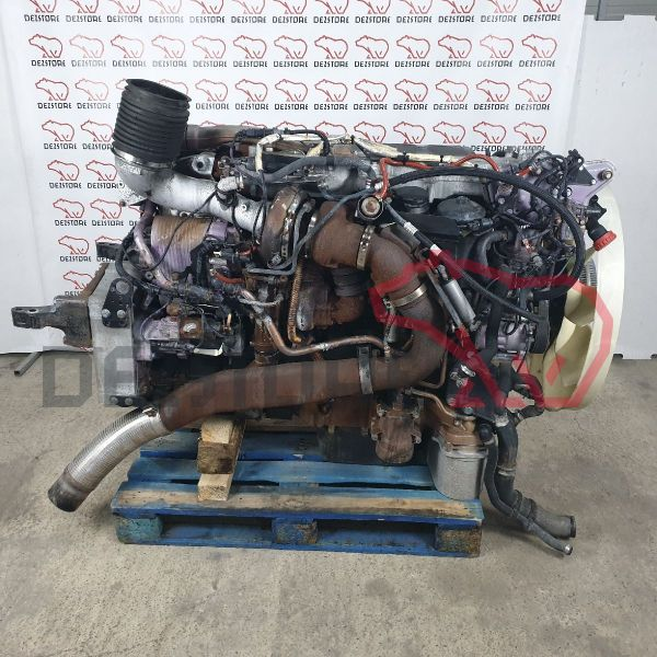 MOTOR MAN TGX EURO 5 (FARA ADBLUE | COMPLET)