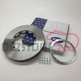 1387439 DISC FRANA FATA SPATE DAF XF EURO 6 EBS