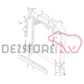 1446250 SCUT RECIRCULARE AER RADIATOARE SCANIA R420