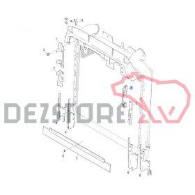 1446251 SCUT RECIRCULARE AER RADIATOARE SCANIA R420