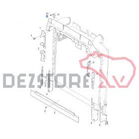 1741643 SCUT RECIRCULARE AER RADIATOARE SCANIA R420