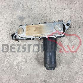 504236007 MODUL FILTRU ULEI MOTOR IVECO STRALIS (COMPLET CU RACITOR)