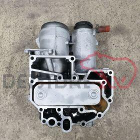 51050007040 MODUL FILTRU ULEI MOTOR MAN TGS (COMPLET CU RACITOR)