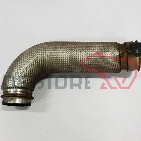 81152010295 TUBULATURA EVACUARE GAZE MAN TGX EURO 6 (DIN FLEXIBIL IN TOBA)