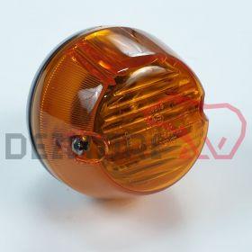 81253206115 LAMPA GABARIT CABINA MAN TGA DP/EL (GALBEN)