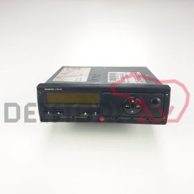 81271016561 TAHOGRAF DIGITAL MAN TGA SIEMENS VDO (R1.2 | 2007)