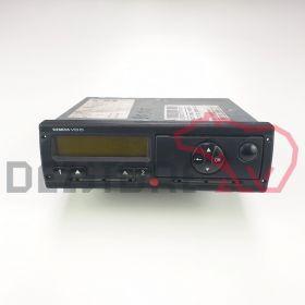 81271016570 TAHOGRAF DIGITAL MAN TGX SIEMENS VDO (R1.3 | 2010)