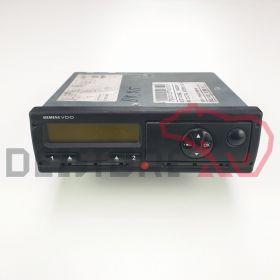 81271016593 TAHOGRAF DIGITAL MAN TGX SIEMENS VDO (R2.1 | 2013
