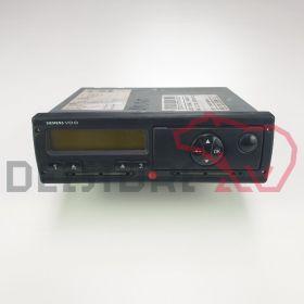 81271016593 TAHOGRAF DIGITAL MAN TGX SIEMENS VDO (R2.1 | 2013)