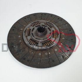 81303010623 DISC AMBREIAJ MAN TGX