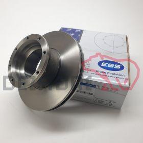 81508030039 DISC FRANA SPATE MAN L2000 EBS