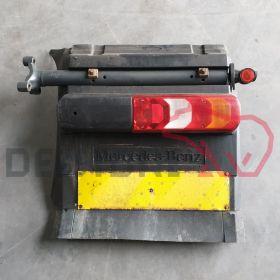A9605200520 ARIPA NOROI AXA SPATE MERCEDES ACTROS MP4 (PARTEA DIN SPATE)
